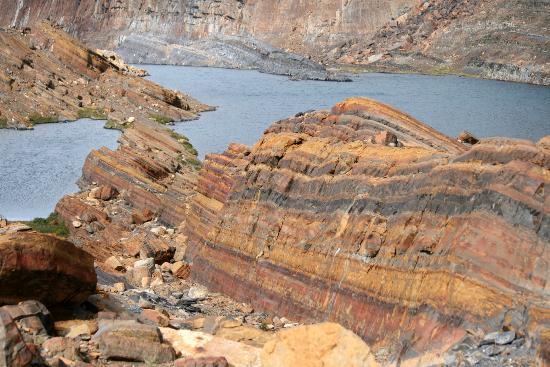 Estancia Cristina Lodge: Cañadon de los fósiles