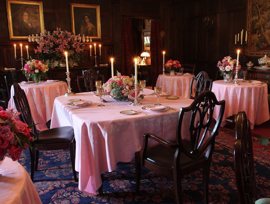 The Dining Room at Blantyre