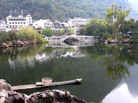 Hidden Dragon Villa: Yangshuo town