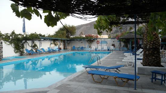 Hotel Rivari: la piscine