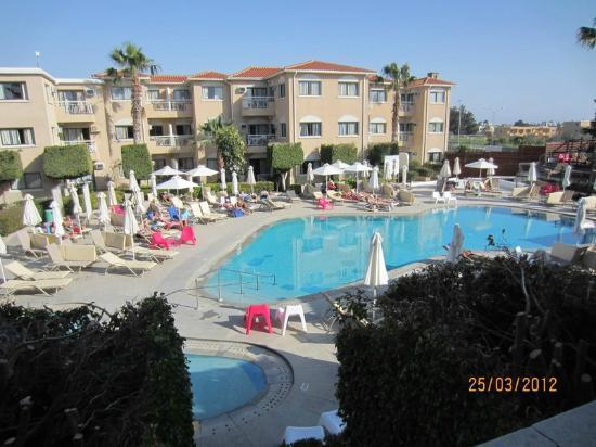 The King Jason Paphos: Main Pool