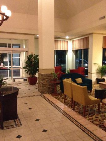 Hilton Garden Inn Tampa North : Lobby