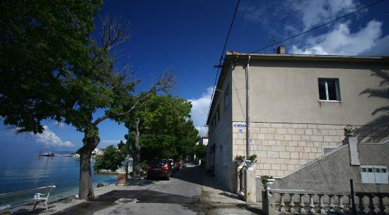 Gradac, Croacia: One of private accommodation ...