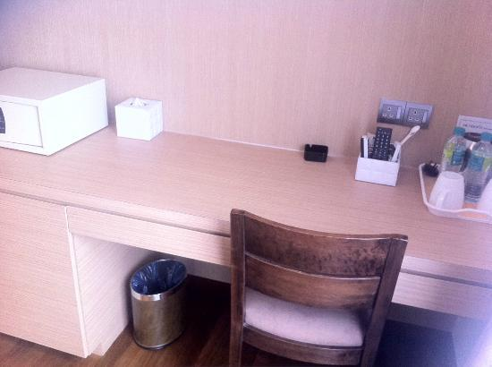 Hotel Richbaliz: Work station