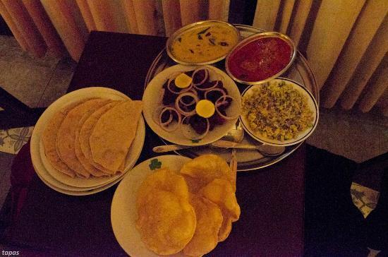 Greeshmam Resort: dinner, day2
