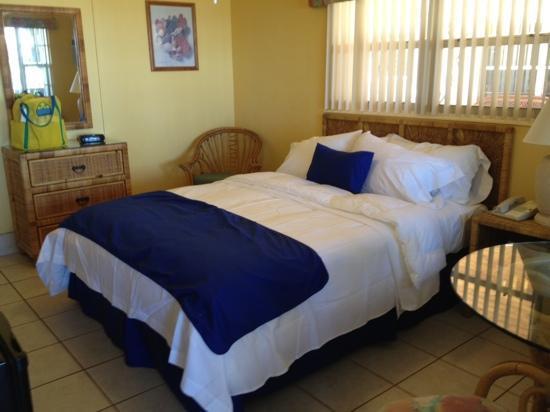 Tropic Seas Resort: bedroom