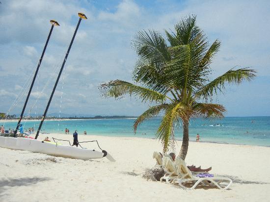 Majestic Colonial Punta Cana: postcard beautiful beach