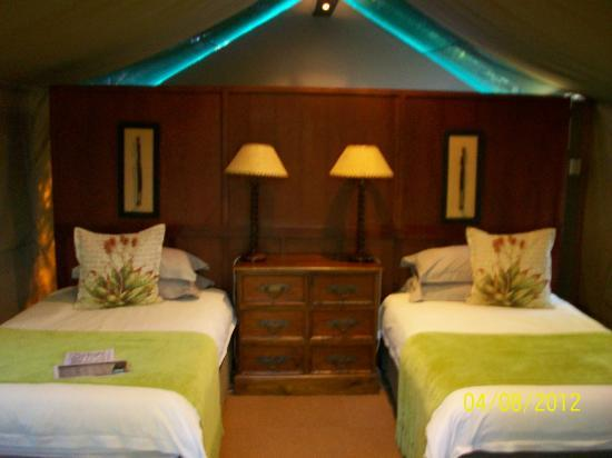 Falaza Game Park & Spa: tent 14