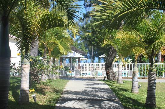 Hotel Le Recif: Site hôtelier