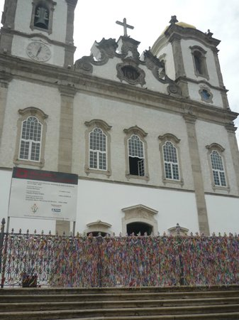 Nosso Senhor do Bonfim church: Iglesia Bonfim