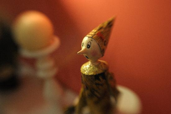 B&B La Dimora degli Angeli: our Pinocchio