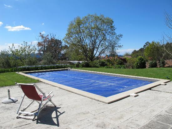 Quinta da Bouca d'Arques: Pool view