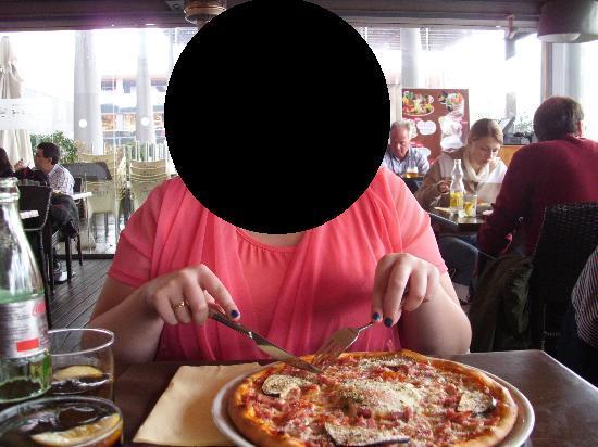 Sweet Tradicion: pizza