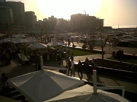 Phoenicia Hotel: Zeitouna Bay