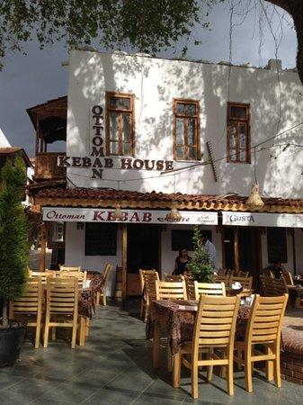 Ottoman Kebab House : ottoman