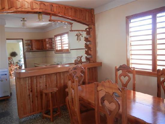 Villa Jorge y Ana Luisa: Living Room