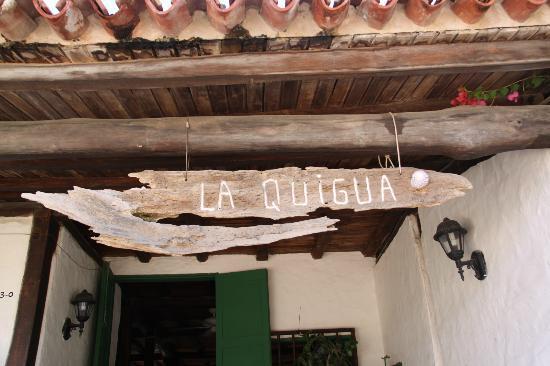 Posada La Quigua Los Roques: La quigua