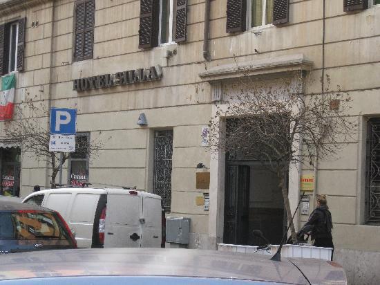 Hotel Silla: Entre