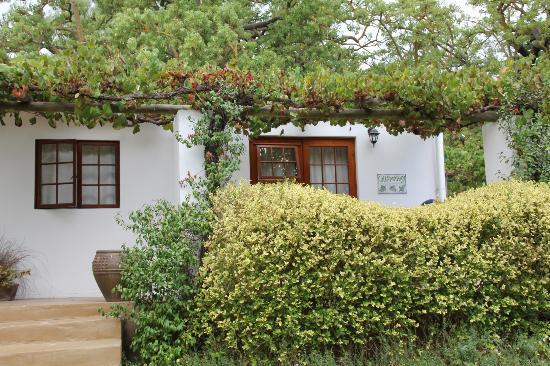 Fraai Uitzicht 1798 : Chardonnay cottage