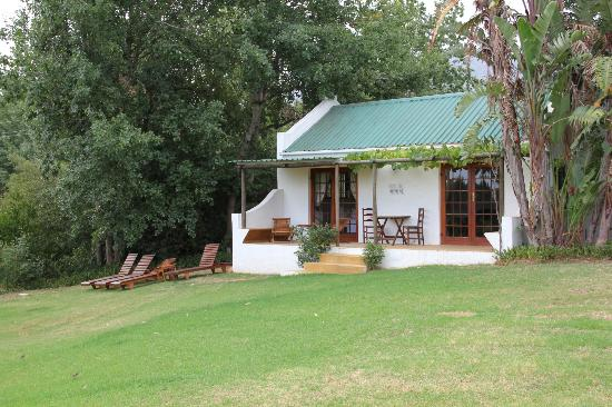 Fraai Uitzicht 1798: Other cottages