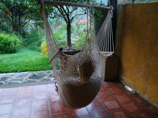 Hotel Tolimán: Desde la habitación 14