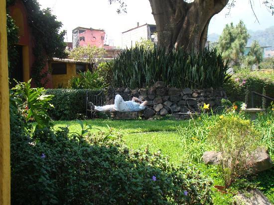Hotel Toliman: Un buen lugar para relajarse!