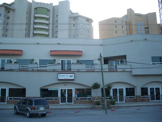 The Mongolian Grill: 2 miles south of Rosarito Beach Hotel