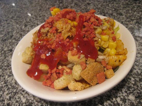 Harvester Lowry: salad
