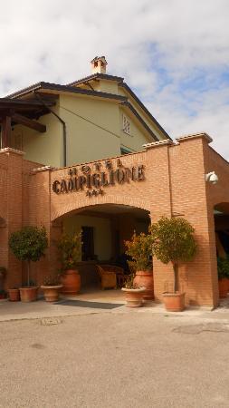 Hotel Campiglione: esterno