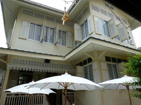 Baan Dinso Hostel: l'hôtel