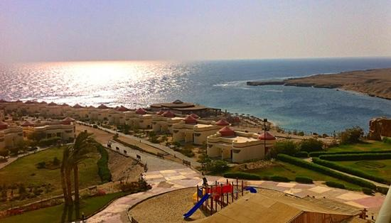 Al Nabila Grand Bay Makadi: Dal mio balcone