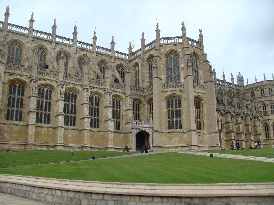 ‪قلعة وينسور: Windsor Castle‬