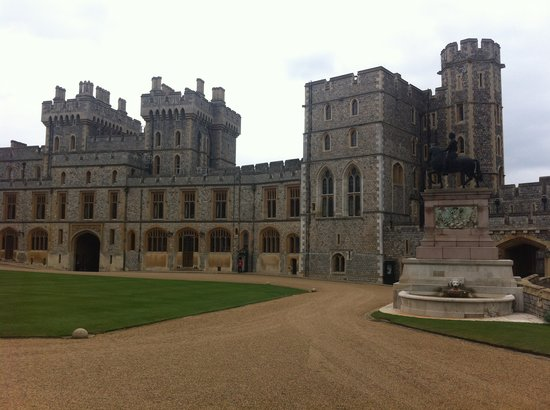 Castillo de Windsor: Windsor Castle