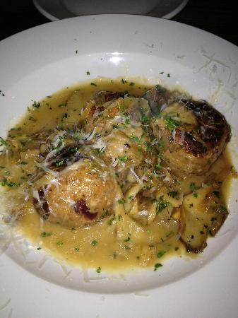 The Tailor and The Cook: Veal Meatballs--Appertizer
