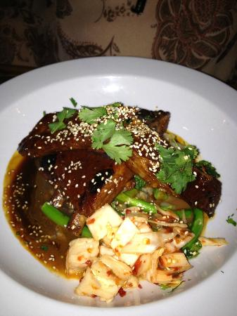 The Tailor and The Cook: Pork Ribs--Entree