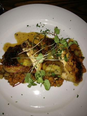 The Tailor and The Cook: Cornish Hen--Entree