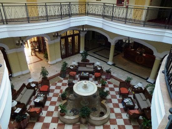 IBEROSTAR Grand Hotel Trinidad: Reception
