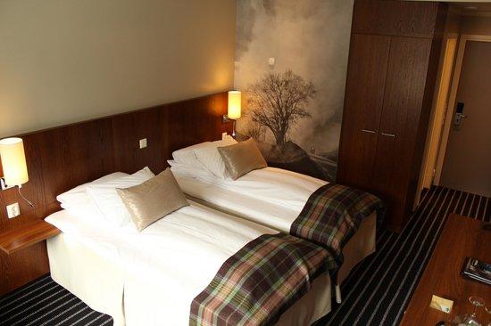 Scandic Sunnfjord Hotel & Spa: Chambre supérieure rénovée