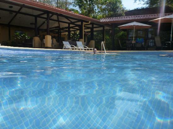 Vista Ballena Hotel: Piscina