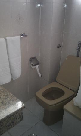 لا كارابيلا: Toilet