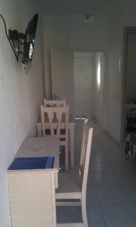 لا كارابيلا: Seating
