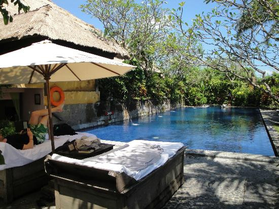 Hotel Tugu Bali : Main pool area