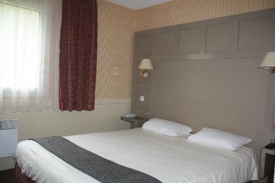 Hôtel Le M Honfleur: Chambre