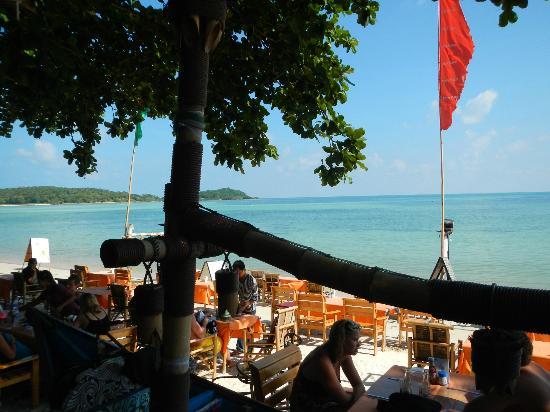 Your Place Resort : Udsigt fra restaurant Your Place