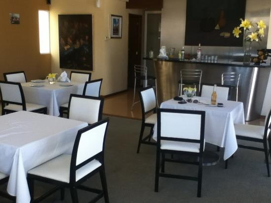 Casa Torres Hotel: Restaurant bar del hotel