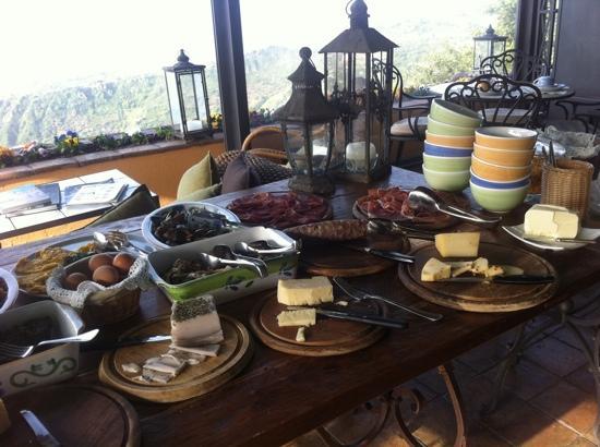 Hotel Villa Ducale: breakfast
