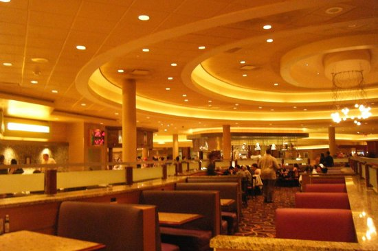 Carnival World & Seafood Buffet : the restaurant