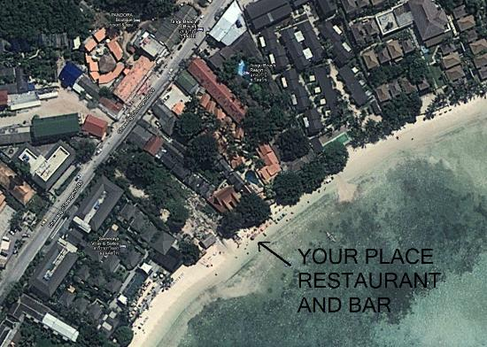 Your Place Resort : Your Place Restaurant and Bar