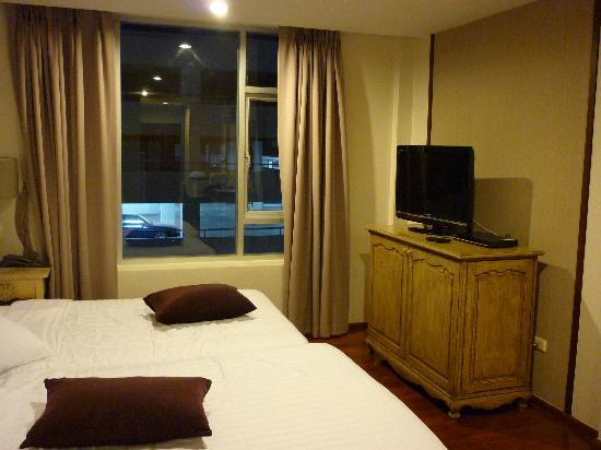 Asoke Residence Sukhumvit: room