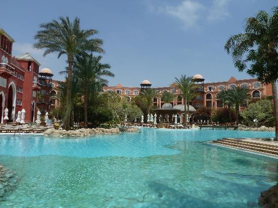 The Grand Resort Hurghada: Hotel & Pool